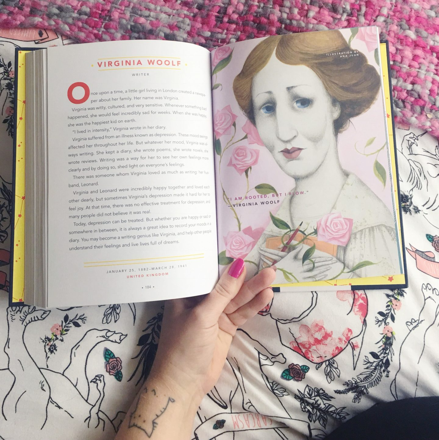 rebel-stories-for-girls-virginia-woolf
