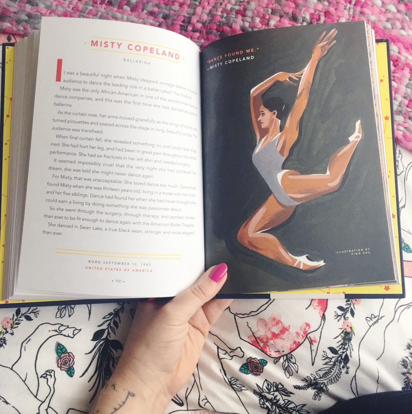 rebel-stories-for-girls-misty-copeland