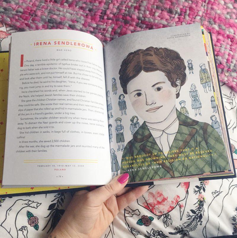 stories-for-rebel-girls-irena-sendlerowa