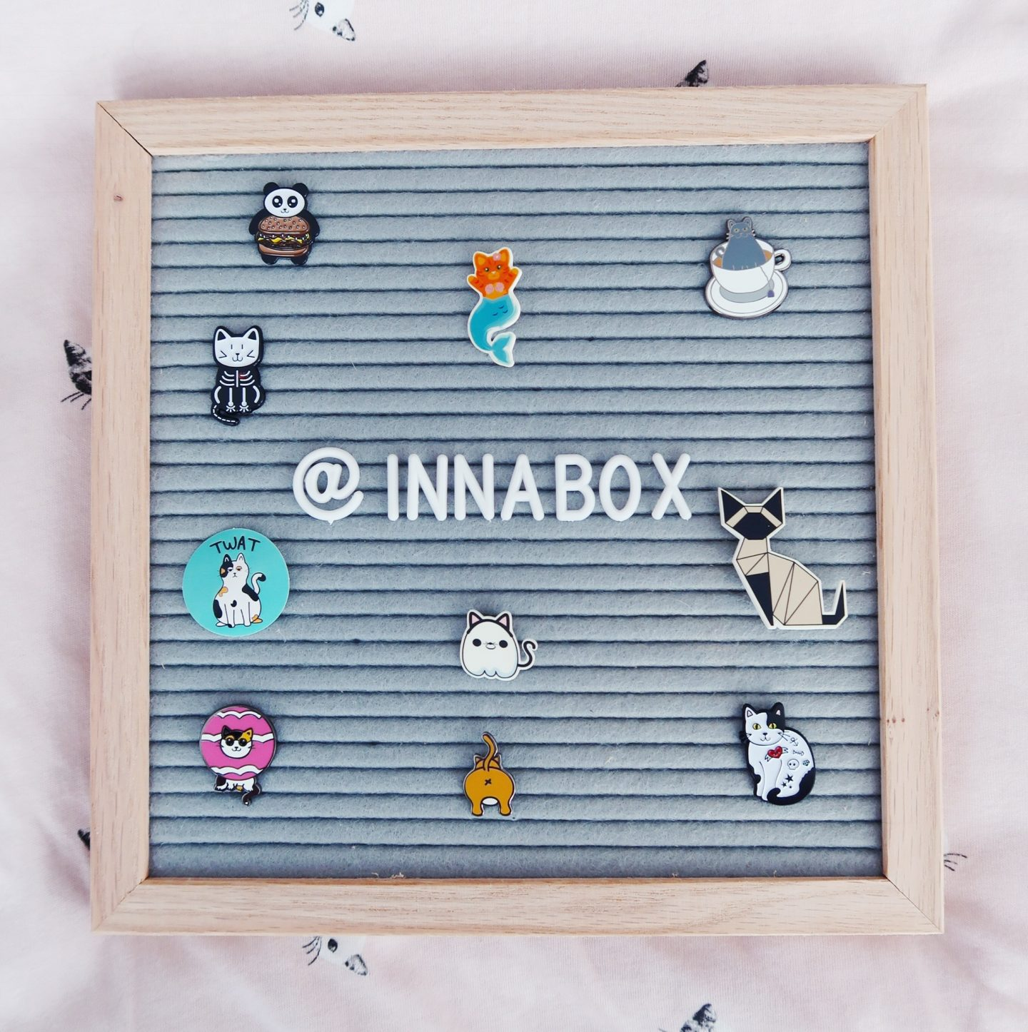 Enamel Pins from Innabox