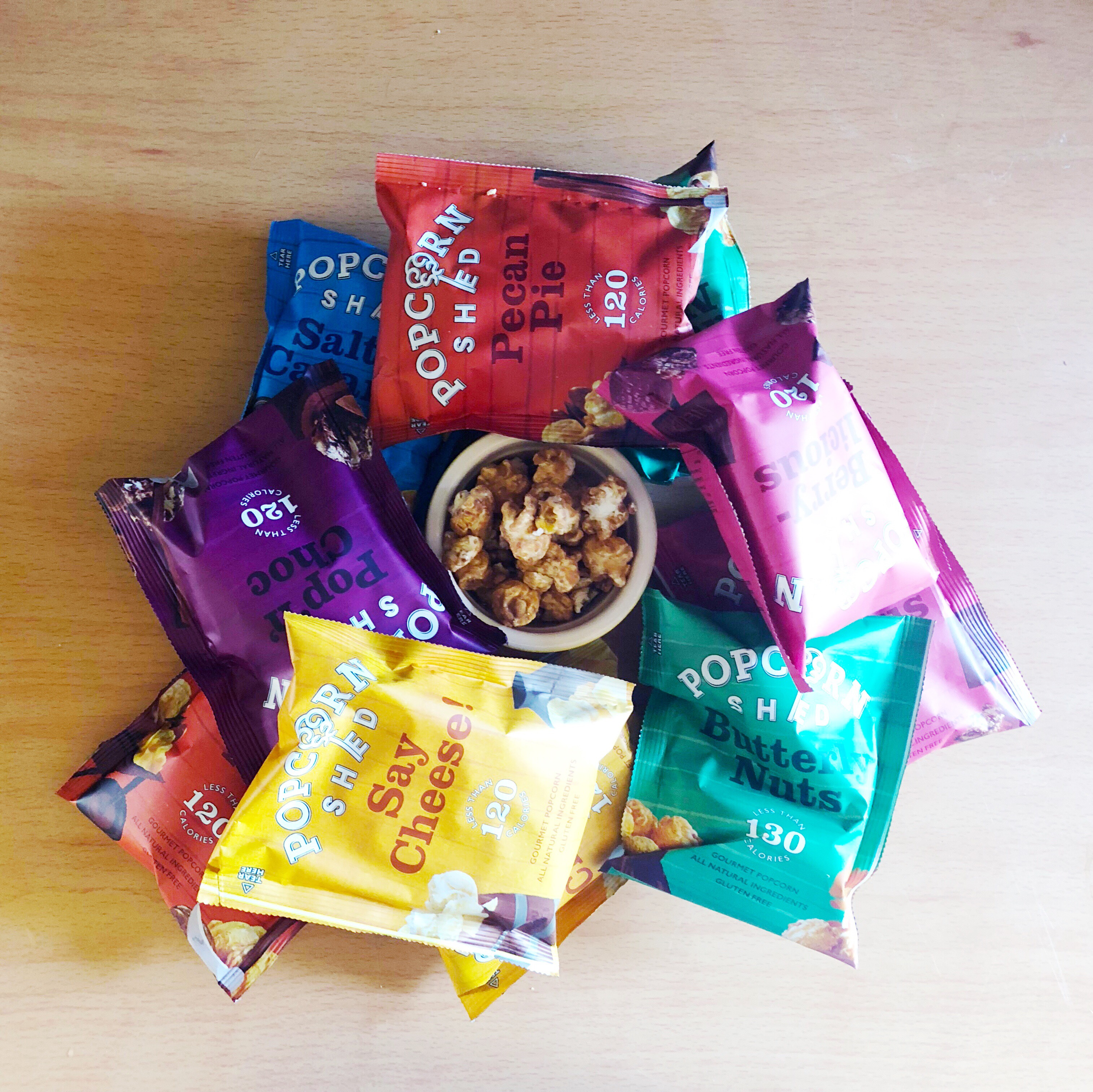 Gourmet Popcorn by Popcorn Shed – Review