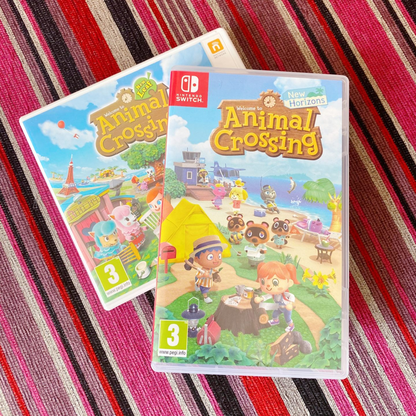 The Estellosaurus Animal Crossing Island Getaway Tag