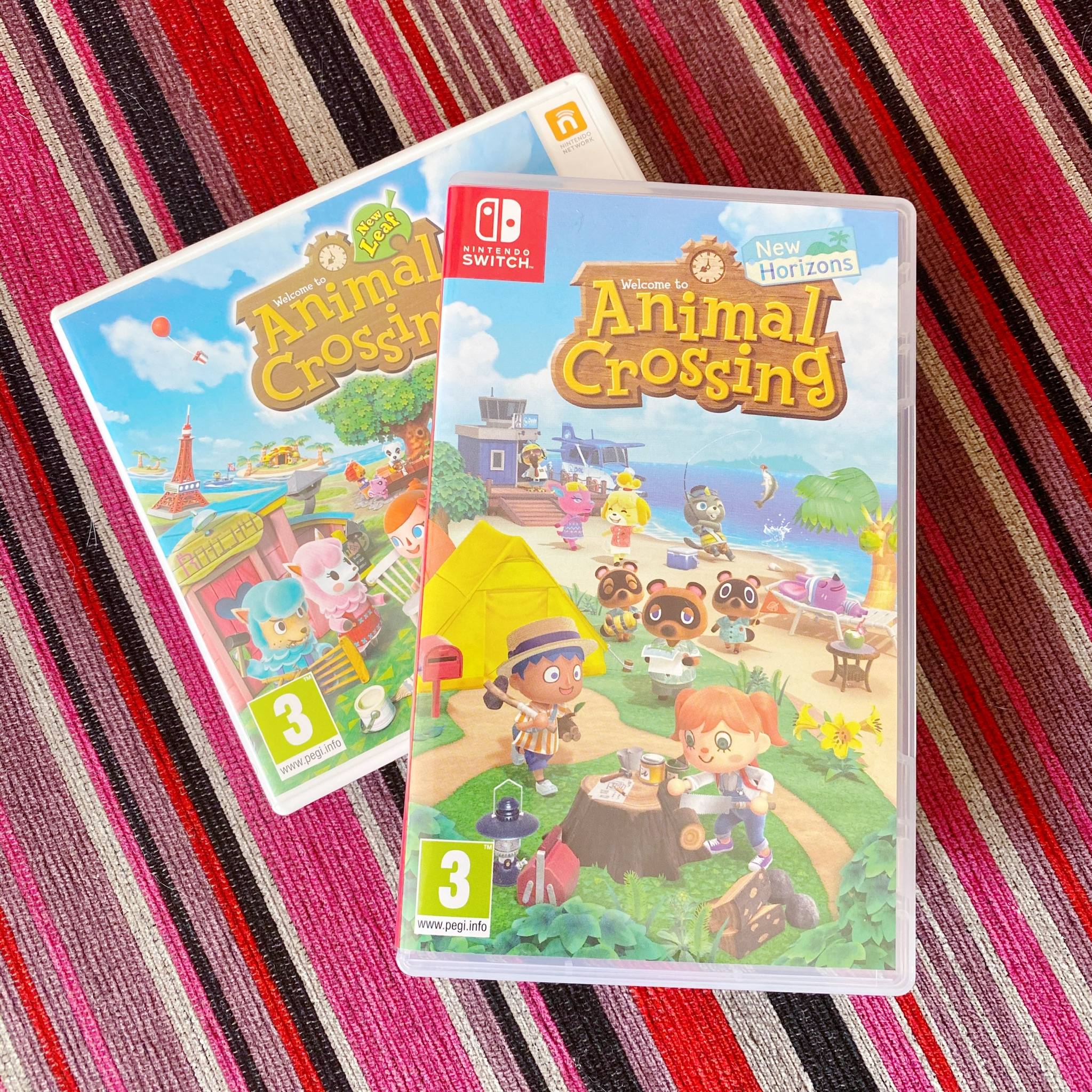The Estellosaurus Animal Crossing Island Getaway Tag